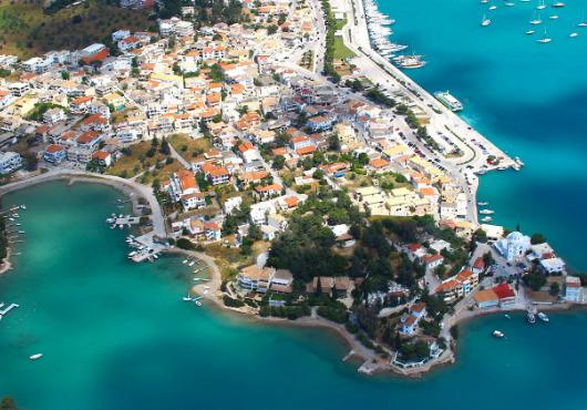 Porto Heli Itinerary White Sails