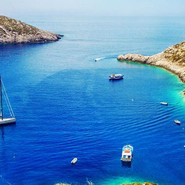 14 days Itinerary from Lefkas Marina