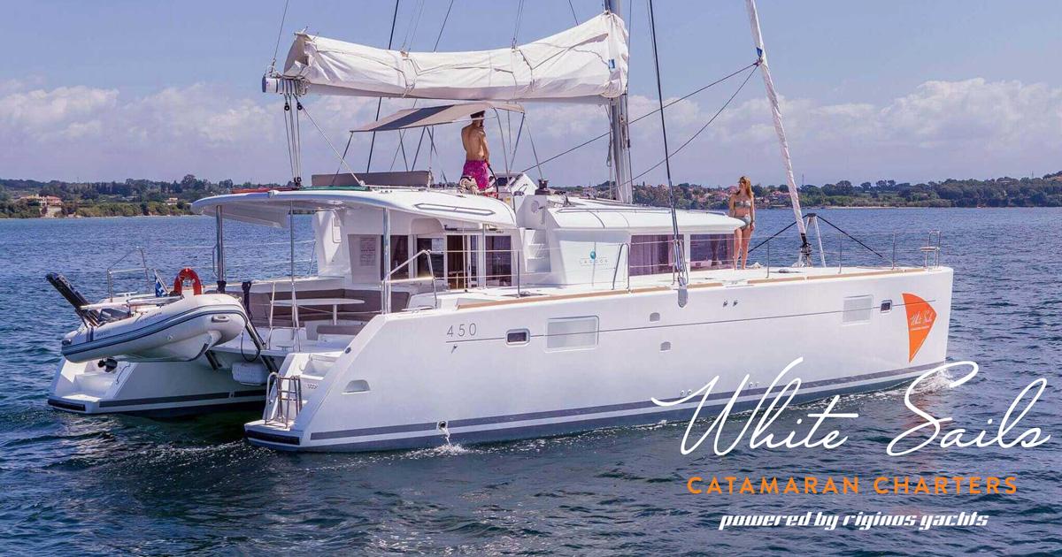 White Sails | Catamaran Charters