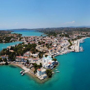 7 day Itinerary from Porto Heli to Kythira